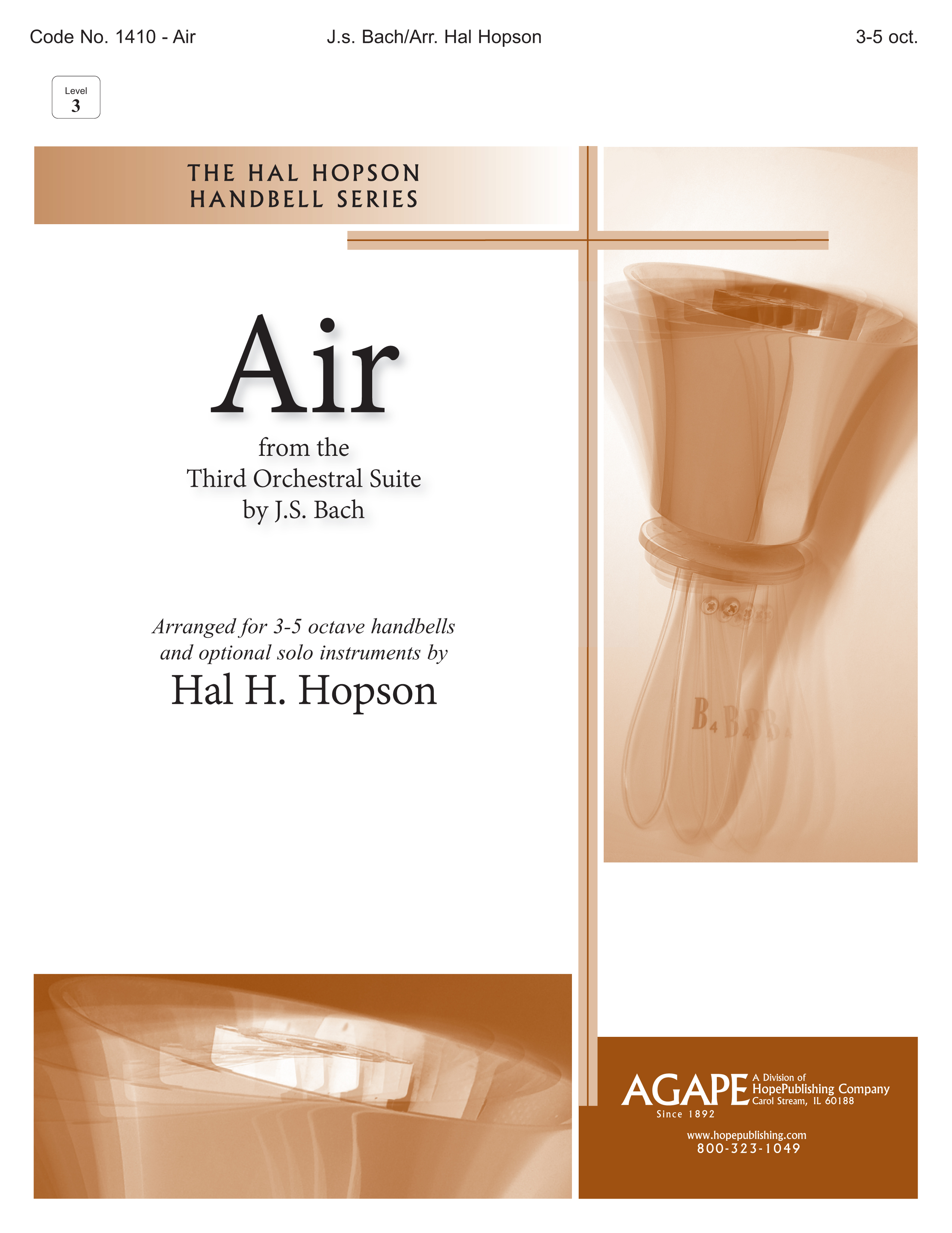 Air - 3-5 Octaves Cover Image