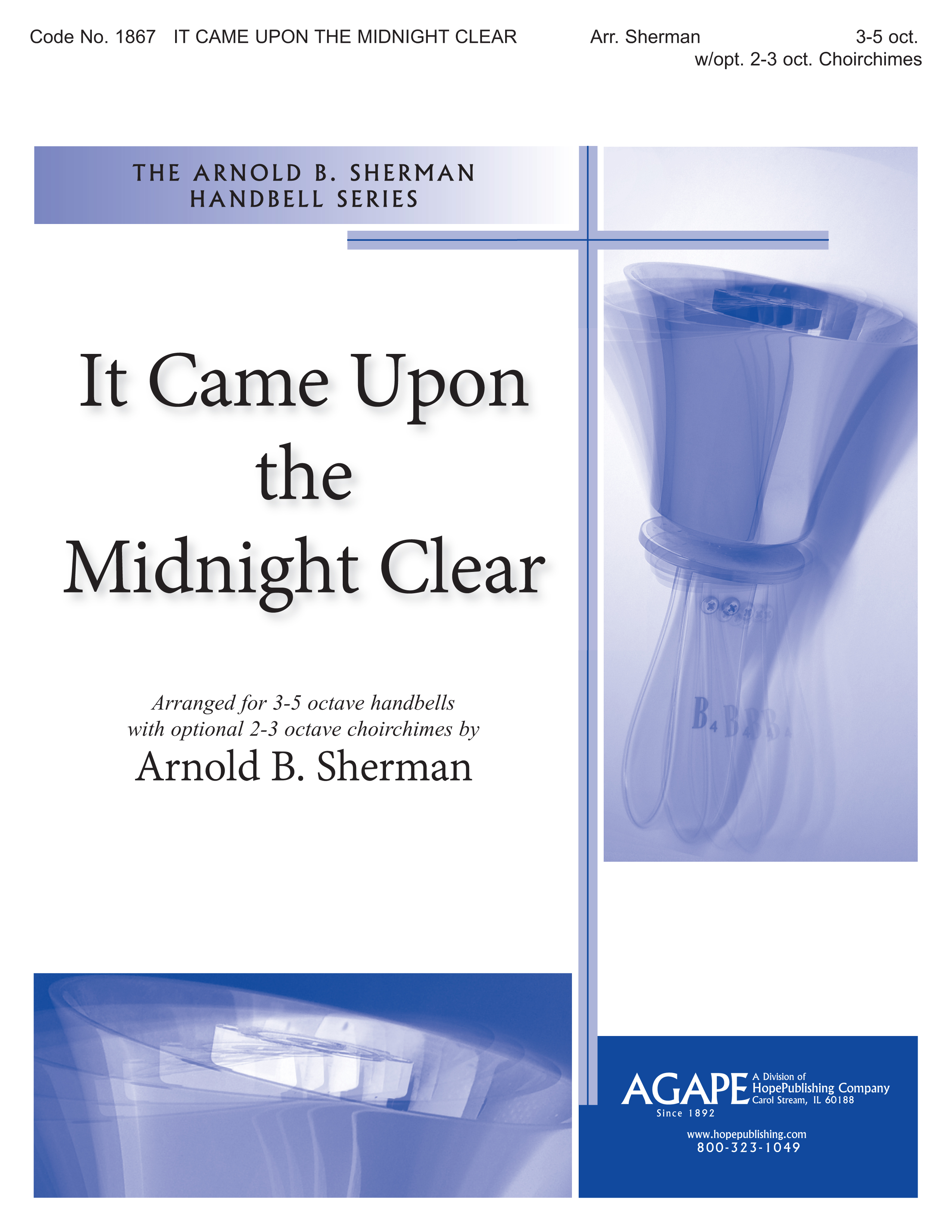 It Came upon the Midnight Clear - 3-5 Octave Cover Image