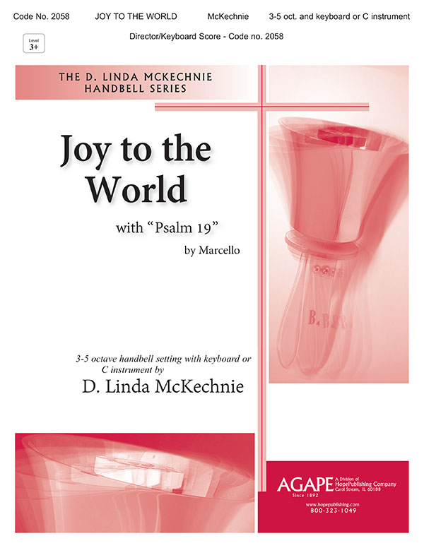 Joy to the World - 3-5 Octave w-opt. C Inst. Cover Image