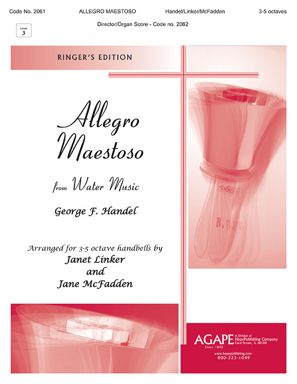 Allegro Maestoso - Ringers Edition Cover Image