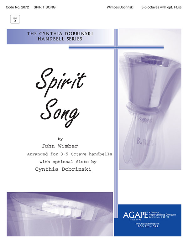 Spirit Song - 3-5 Octave Cover Image