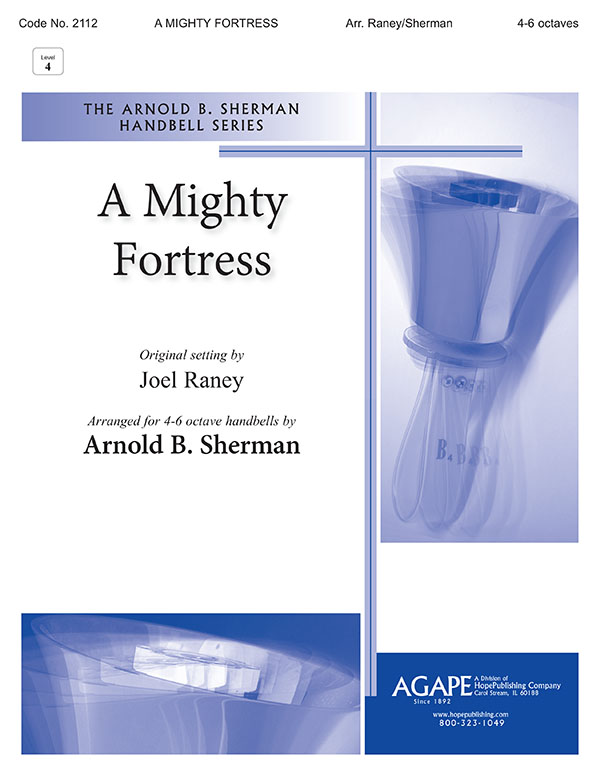 Mighty Fortress A - 4-6 Octave Cover Image