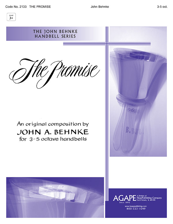 Promise The - 3-5 Octave Cover Image