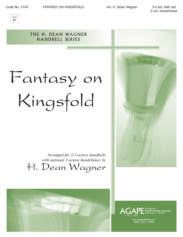 "Fantasy on ""Kingsfold"" - 3-5 Octave Cover Image"