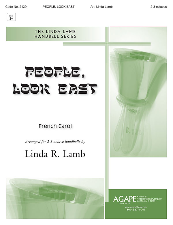 People Look East - 2-3 Octave Cover Image