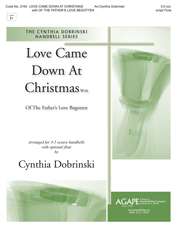 Love Came Down at Christmas - 3-5 Octave Cover Image