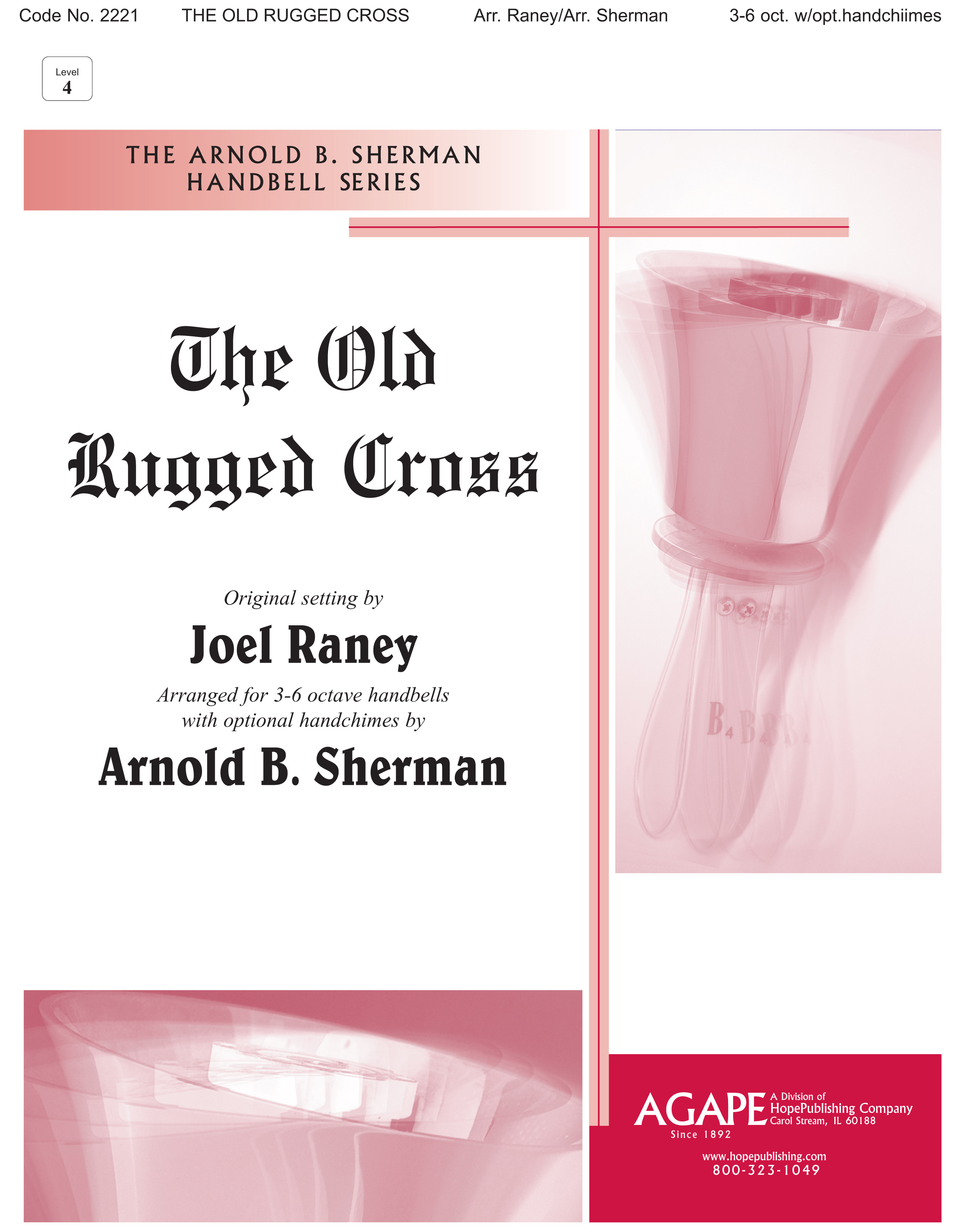 Old Rugged Cross The - 3-6 Octave Cover Image