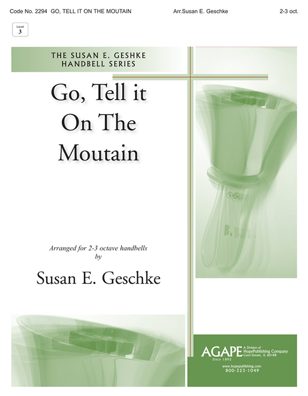 Go Tell It on the Mountain - 2-3 Octave Cover Image