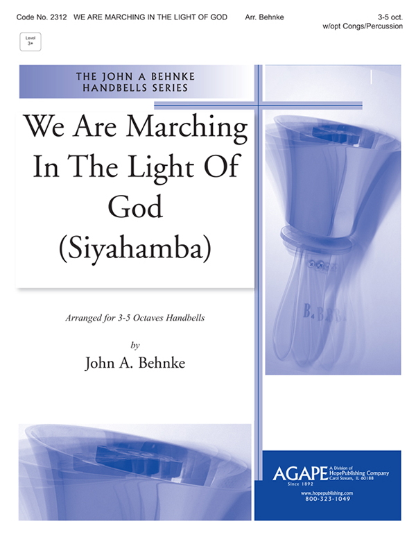 We Are Marching in the Light of God - 3-5 Octave w-opt. Conga-Percussion Cover Image