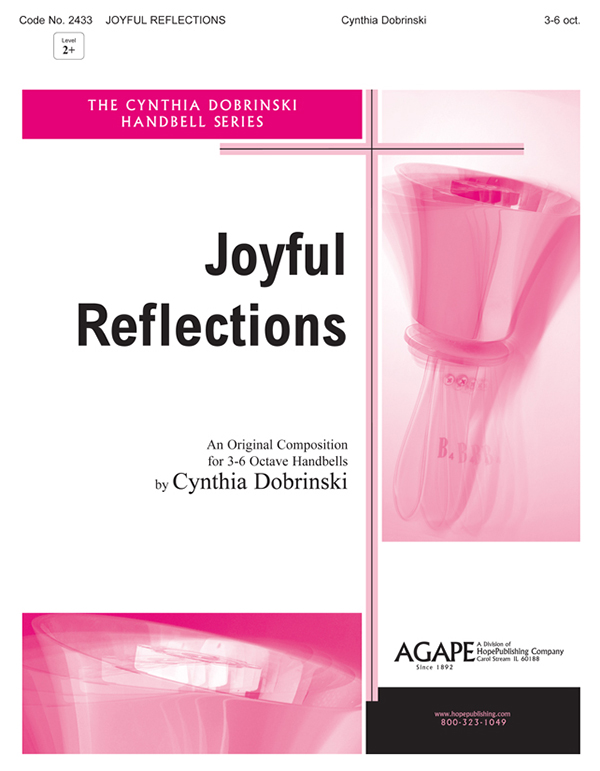Joyful Reflections - 3-6 Oct. Handbell Cover Image