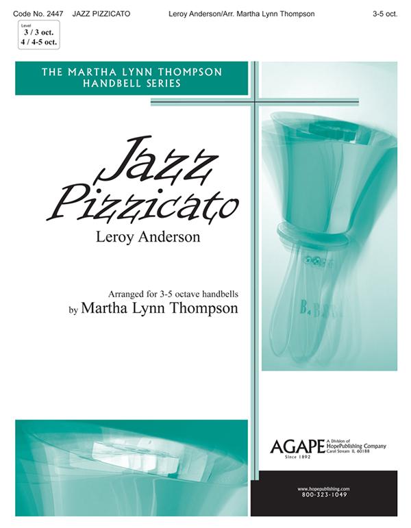 Jazz Pizzicato - 3-5 Oct. Cover Image