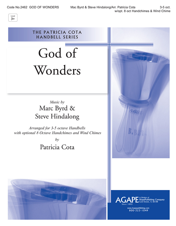 God of Wonders - Cota - 3-5 oct. Cover Image