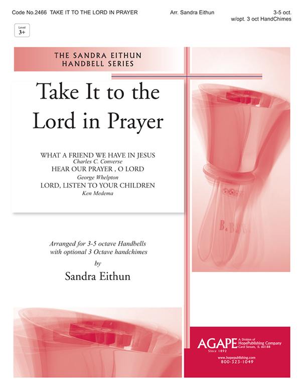 Take It to the Lord in Prayer - Eithun - 3-5 oct. Cover Image