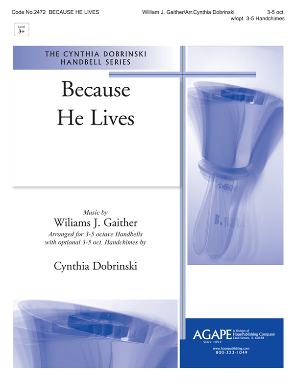 Because He Lives - 3-5 oct. Cover Image