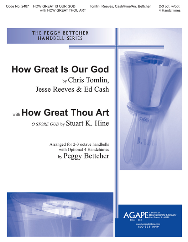 How Great Is Our God w-How Great Thou Art - 2-3 oct. Cover Image