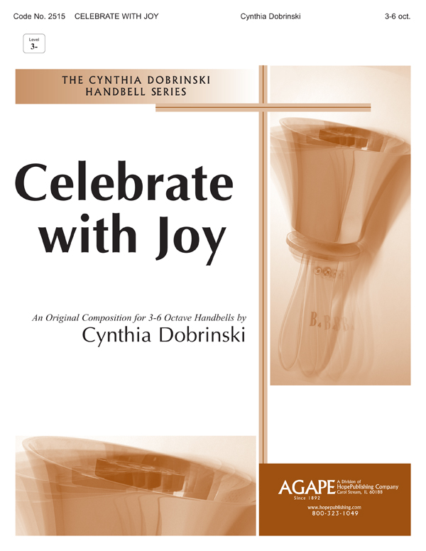 Celebrate with Joy - 3-6 Oct. Cover Image