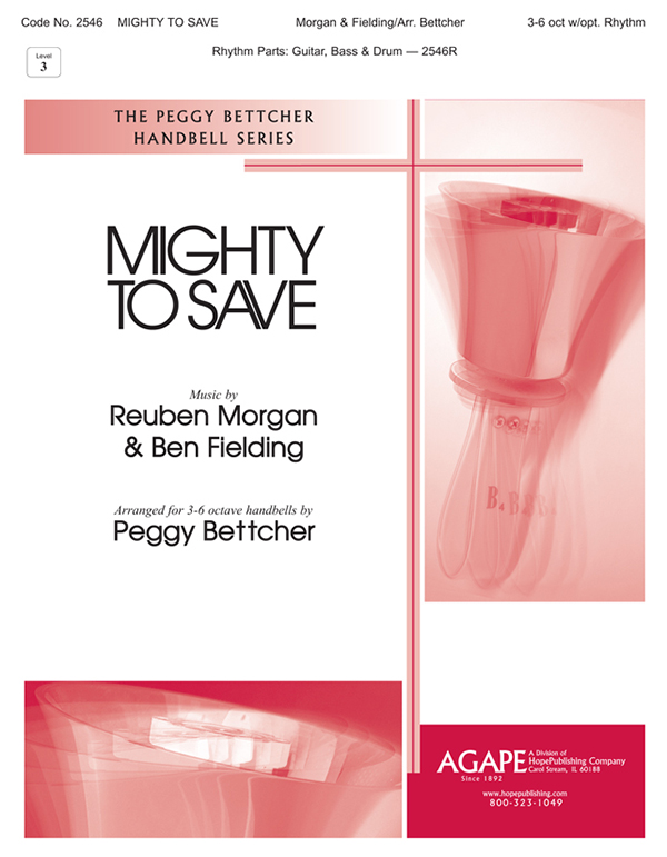 Mighty to Save - 3-6 Oct. w-opt. Rhythm Cover Image