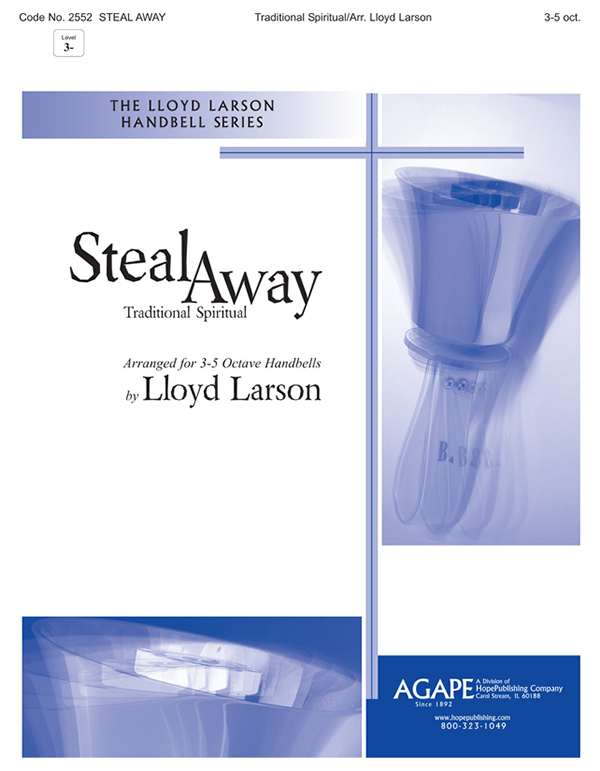 Steal Away - 3-5 Oct. Cover Image