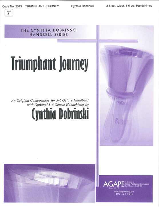 Triumphant Journey - 3-6 Oct. w-opt. 3-6 oct. Handchimes Cover Image