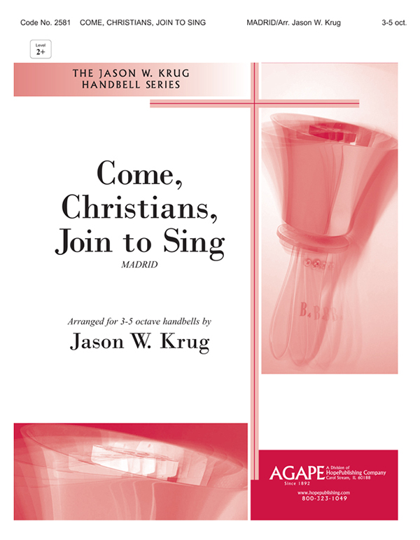 Come Christians Join to Sing - 3-5 oct. Cover Image