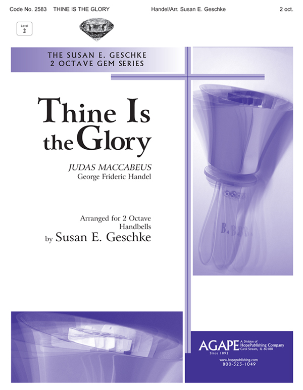 Thine Is the Glory - 2 oct. Cover Image