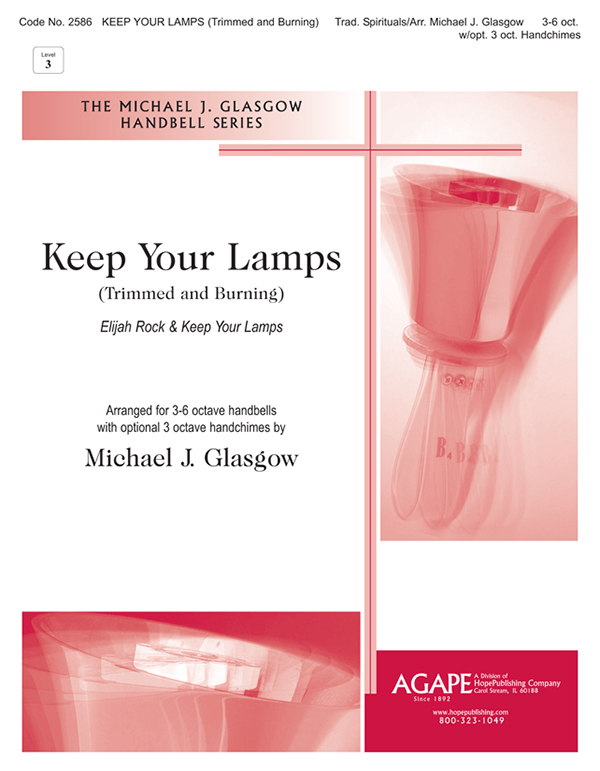 Keep Your Lamps (Trimmed and Burning) - 3-6 oct. w-opt. 3 oct. chimes Cover Image