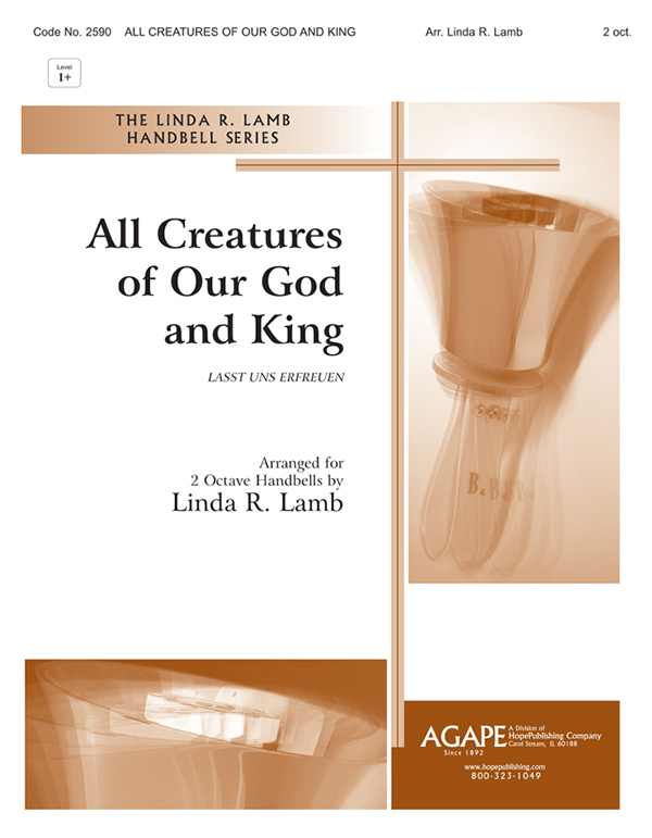 All Creatures of Our God and King - 2 oct. Cover Image