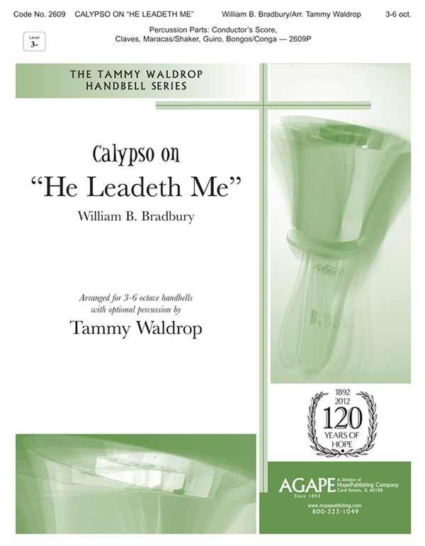 "Calypso on ""He Leadeth Me"" - 3-6 Oct. w-opt. Percussion Cover Image"