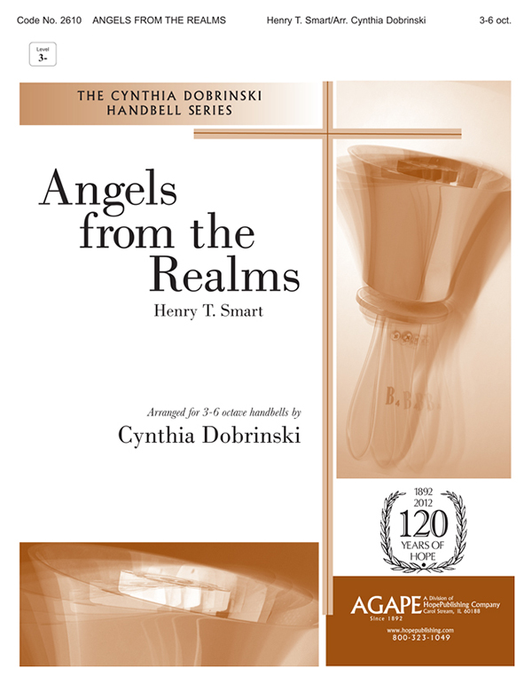 Angels from the Realms - 3-6 Oct. Cover Image