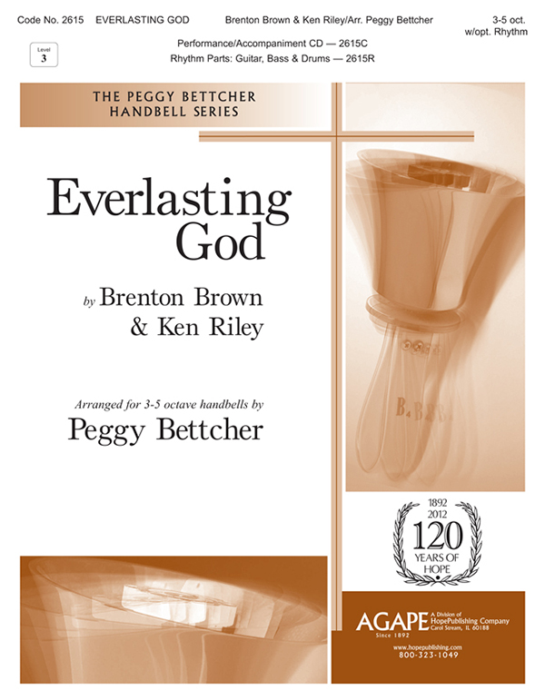 Everlasting God - 3-5 Oct. Cover Image