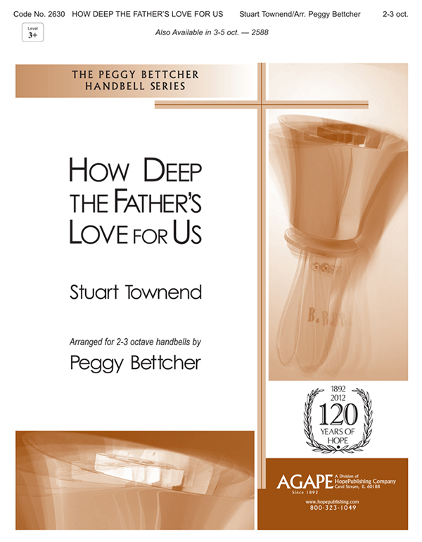 How Deep the Father's Love for Us - 2-3 oct. Cover Image