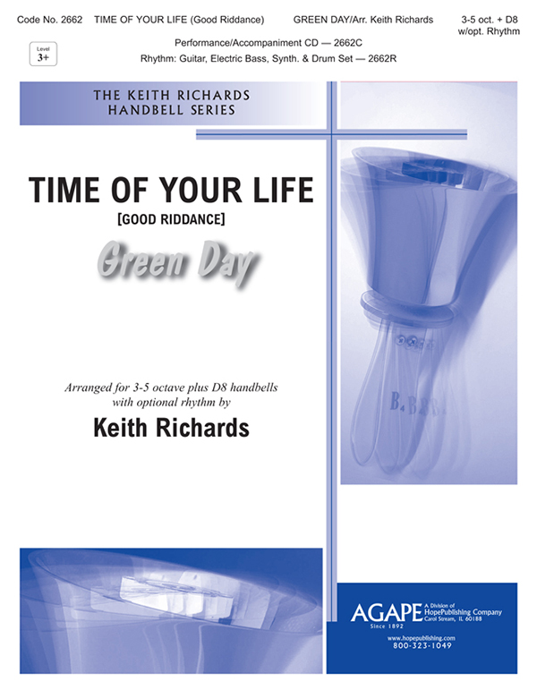 Time of Your Life (Good Riddance) - 3-5 Oct. + D8 w-opt. Rhythm Cover Image