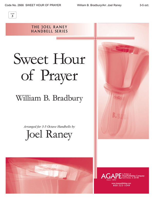Sweet Hour of Prayer - 3-5 Oct. Cover Image