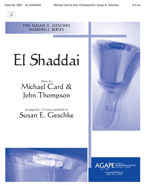 El Shaddai - 3-5 Oct. Cover Image