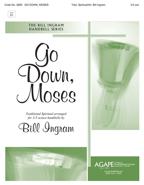 Go Down Moses - 3-5 Oct. Cover Image