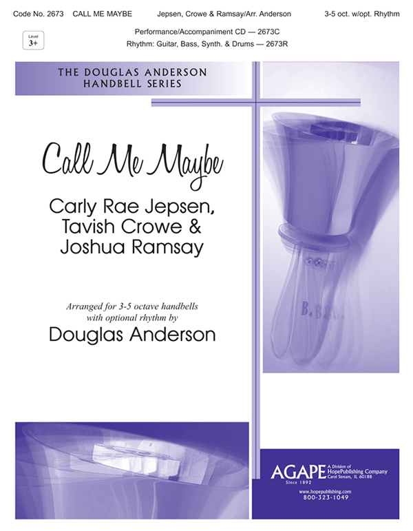 Call Me Maybe - 3-5 Oct. w-opt. Rhythm Cover Image