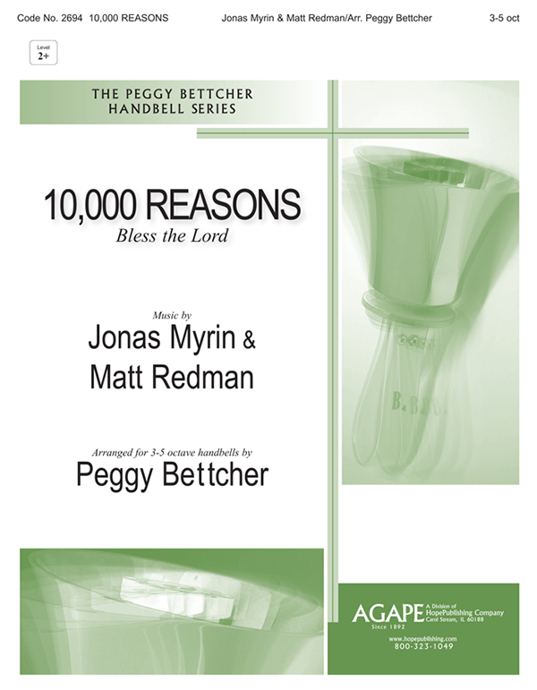 10,000 Reasons-Cover Image