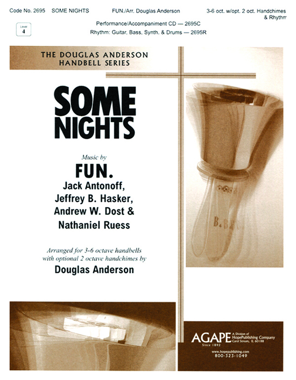 Some Nights - 3-6 Oct. w-opt. 2 Oct. Handchimes and Rhythm Cover Image