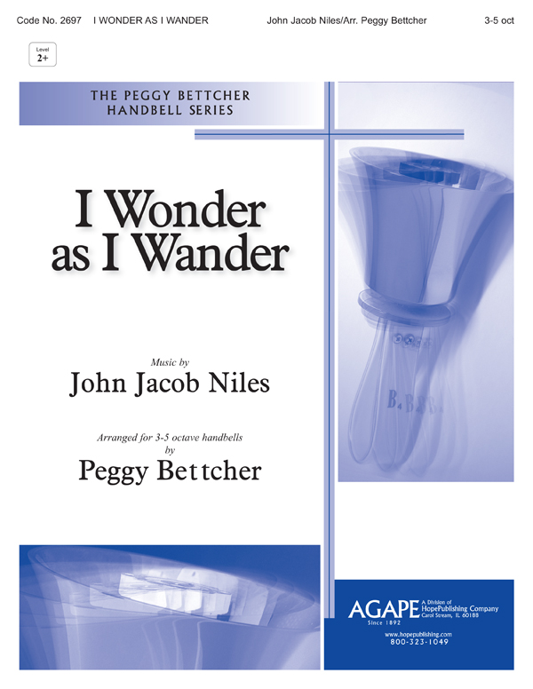 I Wonder as I Wander - 3-5 oct. w-opt. 3-5 oct. Handchimes Cover Image