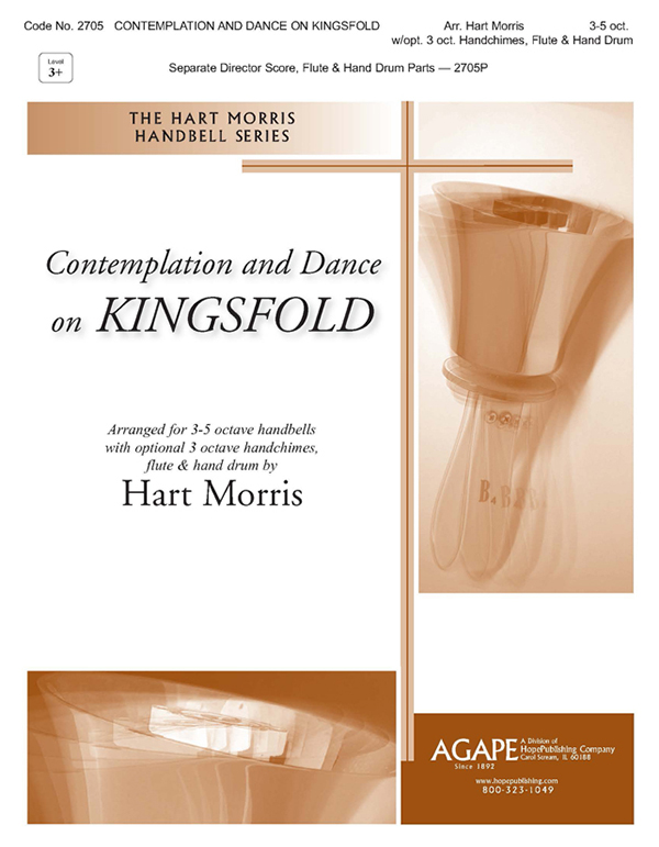 Contemplation and Dance on KINGSFOLD - 3-5 Oct. w-opt. 3 Oct. chimes Flute Dru Cover Image