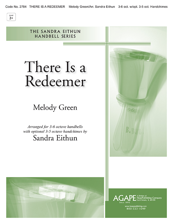 There Is a Redeemer-3-6 oct. Cover Image