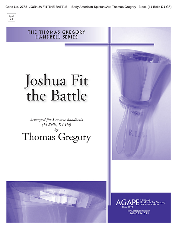 Joshua Fit the Battle-3 oct. Cover Image