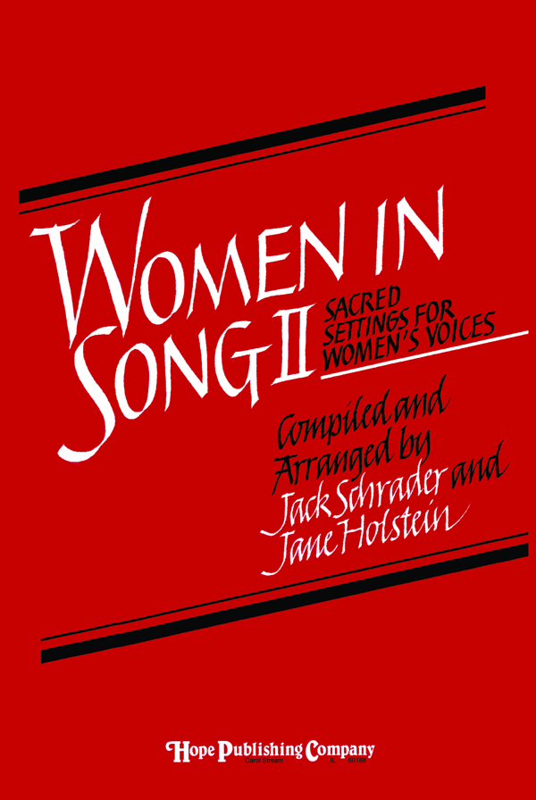 Women in Song 2 - Score Cover Image