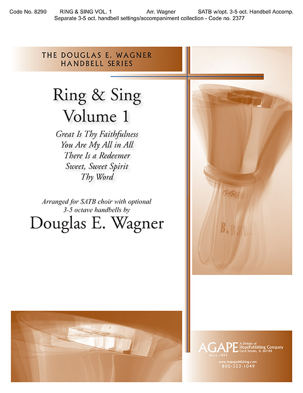 Ring and Sing Praise Vol 1 - Choral Collection Cover Image