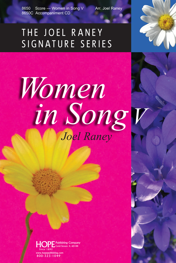 Women in Song 5 - Score Cover Image