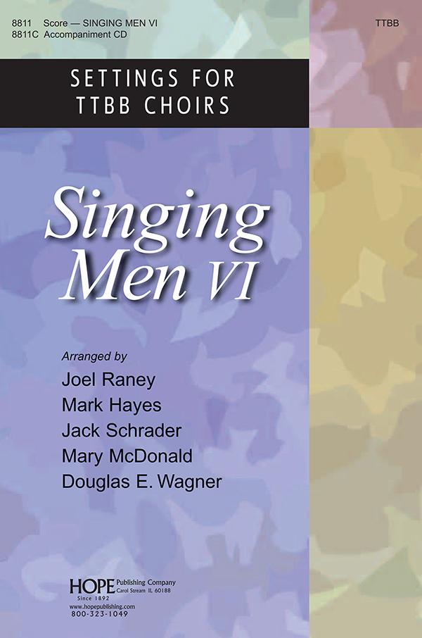 Singing Men Vol. 6 - Score Cover Image