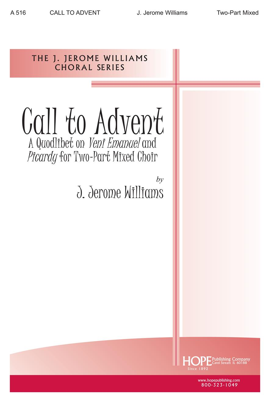 Call to Advent - Two-Part Mixed Cover Image