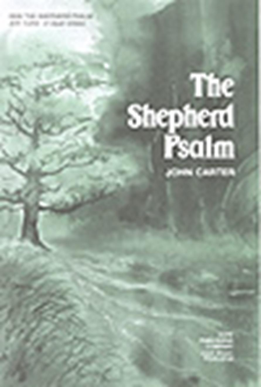 Shepherd Psalm The - Two Equal Voices Cover Image