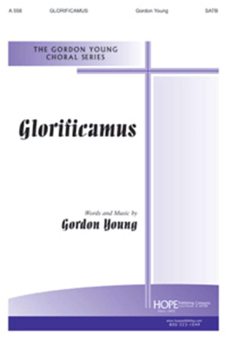 Glorificamus - SATB Cover Image