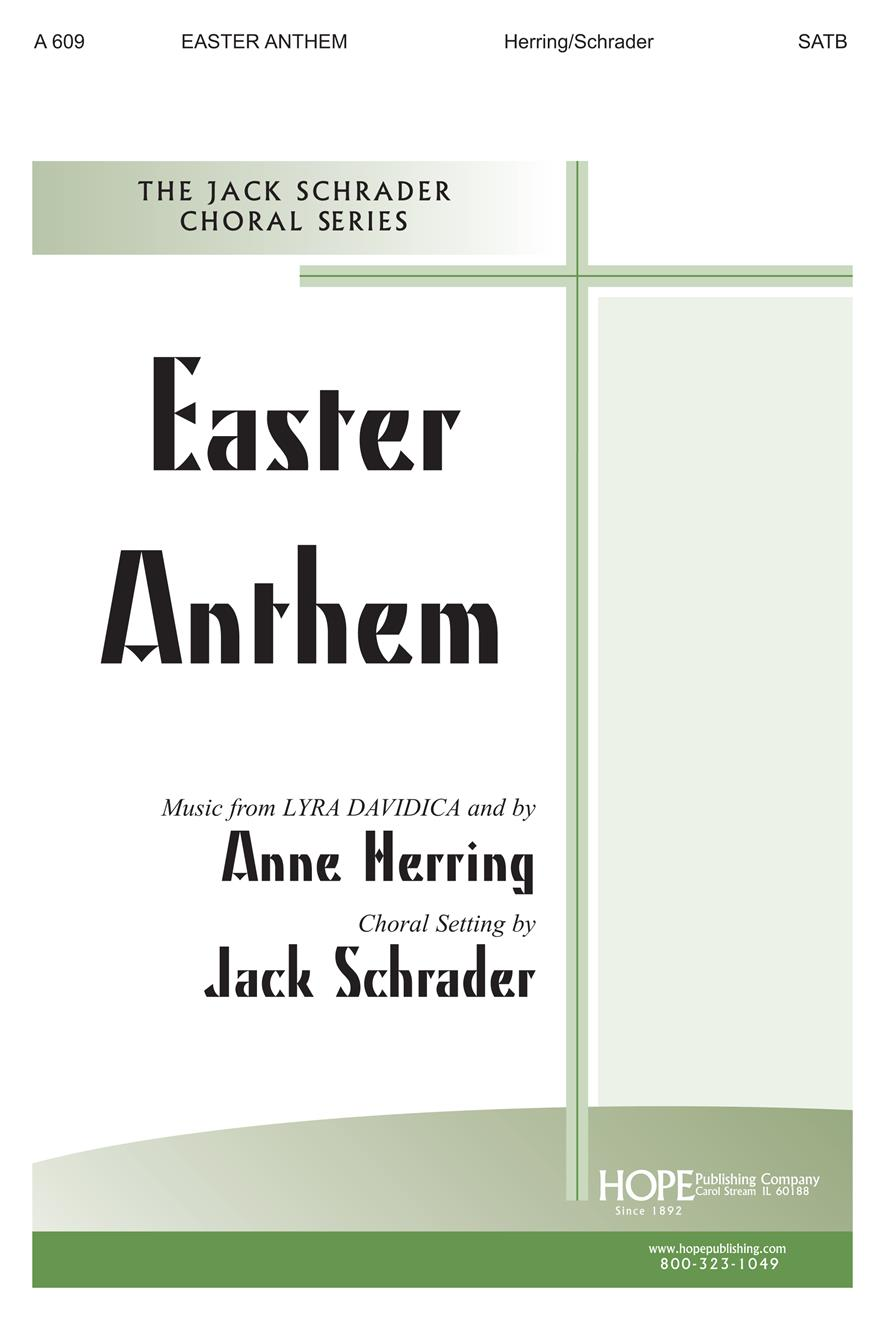 Easter Anthem - SATB Cover Image